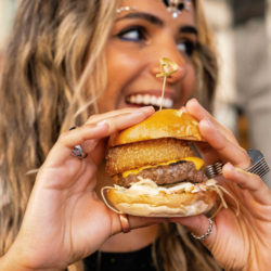 Das Hard Rock Cafe bringt den Festival-Sommer auf den Tisch