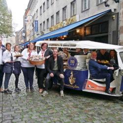 700 kostenlose Jubiläumsbrote am Tag des Deutschen Butterbrotes
