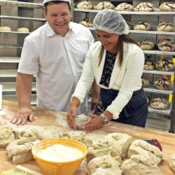 Klein's Backstube widmet dem Brauhaus Sion ein eigenes Brot