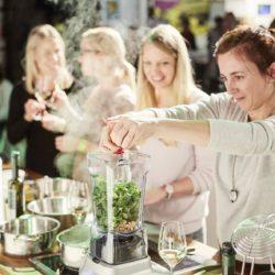 10.000 Besucher kochten und schlemmten auf der eat&STYLE Düsseldorf