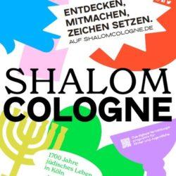 Jüdisches Leben in Köln entdecken, mitmachen und Zeichen setzen   #2021JLID