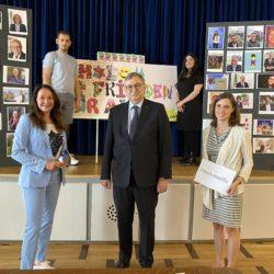 Mitmachen bei Shalom Selfie: Zeigt Zusammenhalt